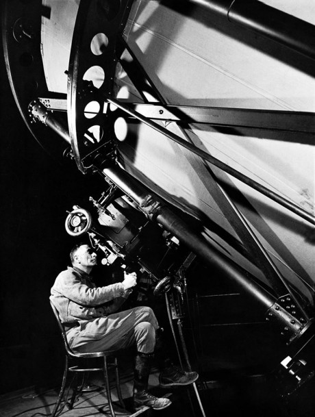 8629, Margaret Bourke-White, Edwin Hubble
